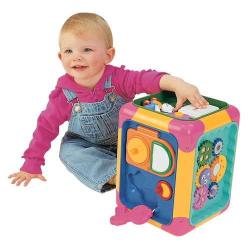 Busy Box Toddler Activity Toy - Educational Toys Planet