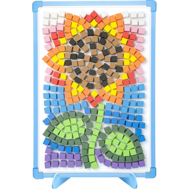 Magnetic Mosaics Kids Craft Kit - Educational Toys Planet