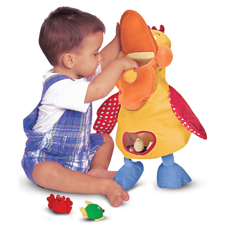 Baby Activity Toys : Hungry pelican baby activity toy educational toys planet