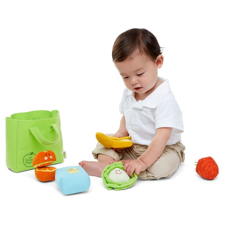 Lil Shopper Toy Food Baby Play Set Educational Toys Planet