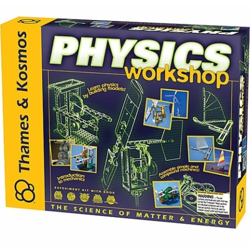 Science Toys For Boys : Physics workshop science kit educational toys planet