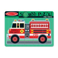 Fire Truck Sound Puzzle