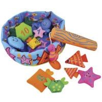 Fish & Count Fishing Toddler Soft Toy