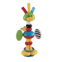 Bendy Bird Baby Highchair Toy