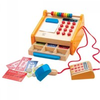 Children Wooden Play Register