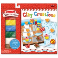Clay Creations Kids Craft Kit