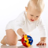 Roller Rattle Baby Toy