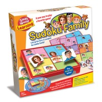 Sudoku Family Face Guessing Game