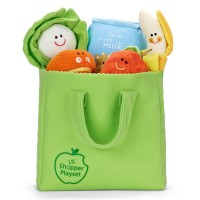 Lil Shopper Toy Food Baby Play Set