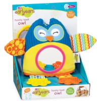 Hooty Toot Owl Soft Baby Toy