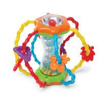 Twirly Ball Baby Rattle