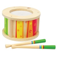 Toddler Drum Wooden Musical Toy