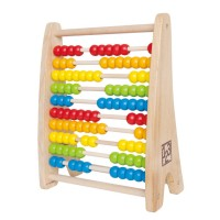 Rainbow Bead Abacus Counting Toy