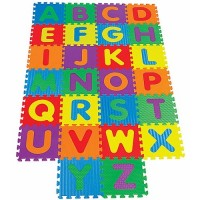 Kids Alphabet Floor Puzzle Mat
