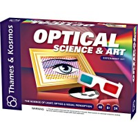 Optical Science & Art Science Kit - New Edition