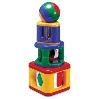 Stacking Activity Shapes Baby Manipulative Toy