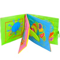 Giant Soft Book Baby Touch & Feel Toy