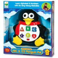 Early Learning  ABC & 123 Penguin Pal Electronic Toy