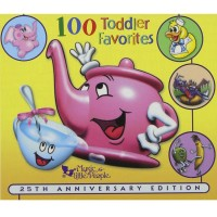 100 Toddler Favorite Songs - 3 CD Set