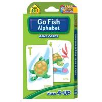 Alphabet Go Fish Card Game for Kids
