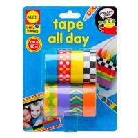 Tape All Day 8 Sticker Craft Tape Set