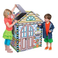 Color a Giant Play House