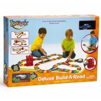 Deluxe Build a Road with Elevator