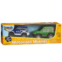 Motorized Mobiles - 2 Cars for Build a Road