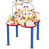 Anatex Fleur Rollercoaster Table