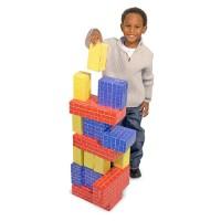 Jumbo Cardboard Blocks 24 pc Building Set