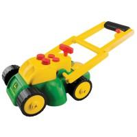 John Deere Real Sounds Lawn Mower for Kids