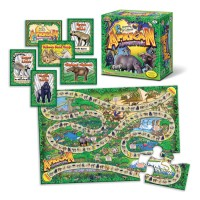 African Adventure Playzzle Thinking Game