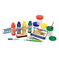 Kids Art Easel Accessory Set