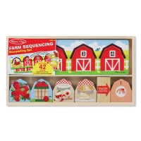 Farm Sequencing Storytelling Play Set