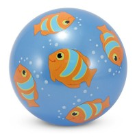 Finney Fish Kids Play Ball