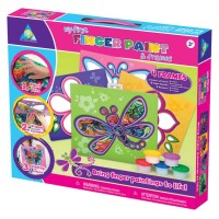 My First Finger Paint & Frames Painting Kit