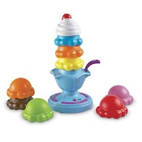 Sky High Scoops Colorful Count & Stack Electronic Game