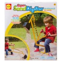 Super Sand Digger Ride-on Crane Toy