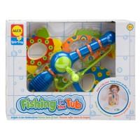 Fishing in the Tub Bath Toy