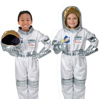 Astronaut Kids Costume Role Play Set