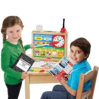 Kids School Role Play Activity Set
