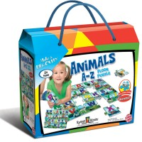 Animals Alphabet A-Z Learning Floor Puzzle