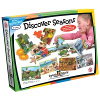 Discover Seasons 4 Puzzles Set