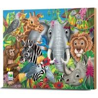 Animals of the World - 48 pcs Jigsaw Puzzle