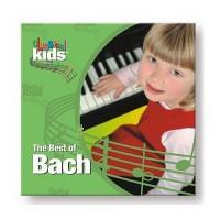 Best of Bach Children Classical Music CD