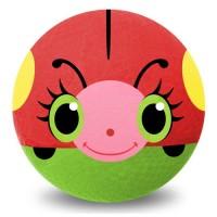 Bollie Ladybug Play Kickball