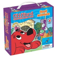 Food Science Clifford the Big Red Dog Preschool Science Kit