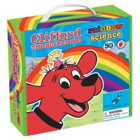 Rainbow Science Clifford the Big Red Dog Preschool Science Kit
