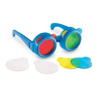 Color Mixing Glasses for Kids