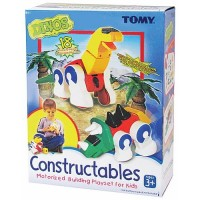 Dino Constructables Build Moving Dinosaurs Set